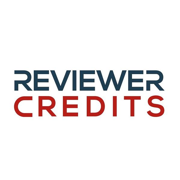 Reviewer credits logo